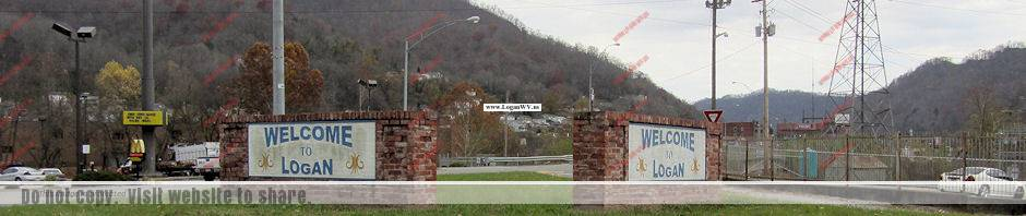 Welcome to Logan, WV Header