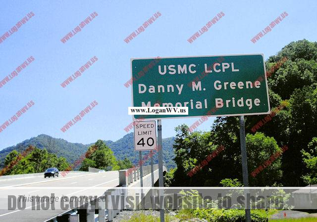 USMC LCPL Danny M. Greene Memorial Bridge