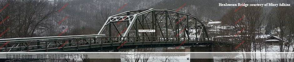 Henlawson, WV Bridge