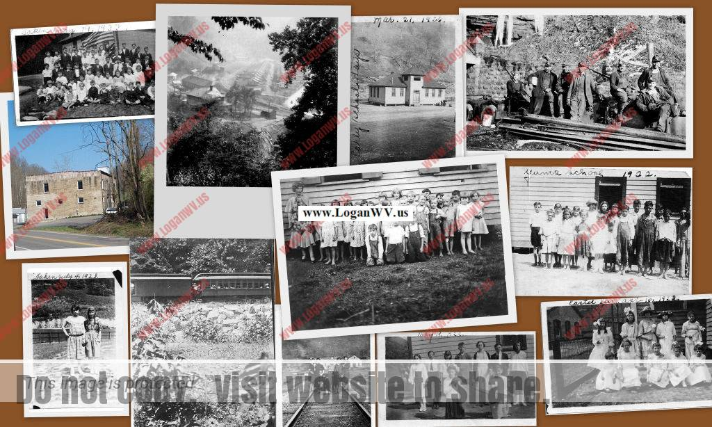 Monitor, WV Collage