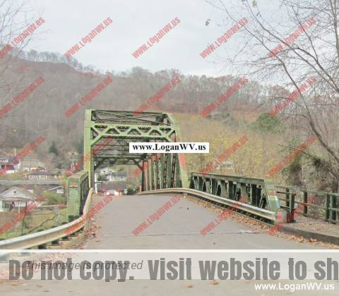 Henlawson, WV Bridge