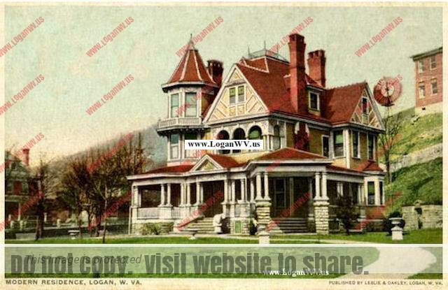 Hinchman Home Postcard