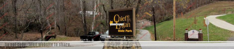 Chief Logan State Park Header