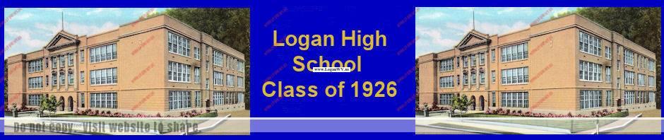 Logan High School Class of 1926