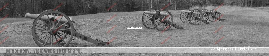 Logan Wildcats Civil War Cannons Header