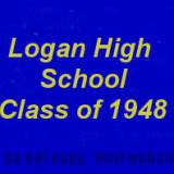 1948 Logan High School Yearbook