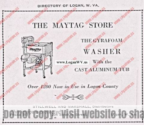 Maytag Store Ad