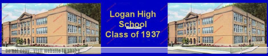 1937 LHS Yearbook Photos Header