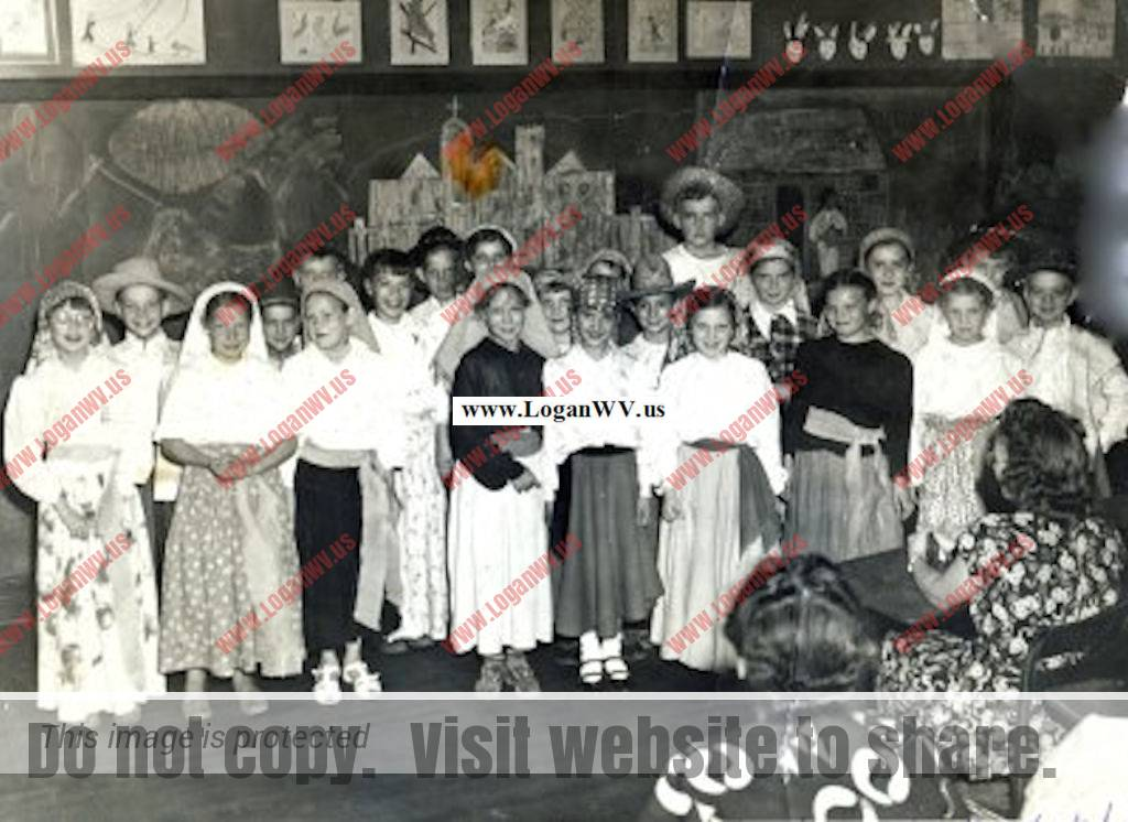 Mt Gay Elementary School Logan Wv History And