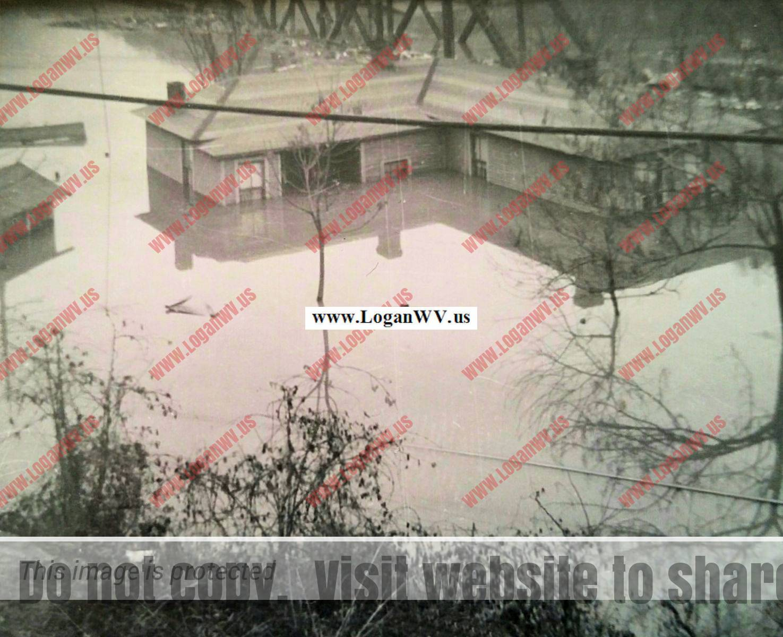 1963 Flood, Logan County, WV