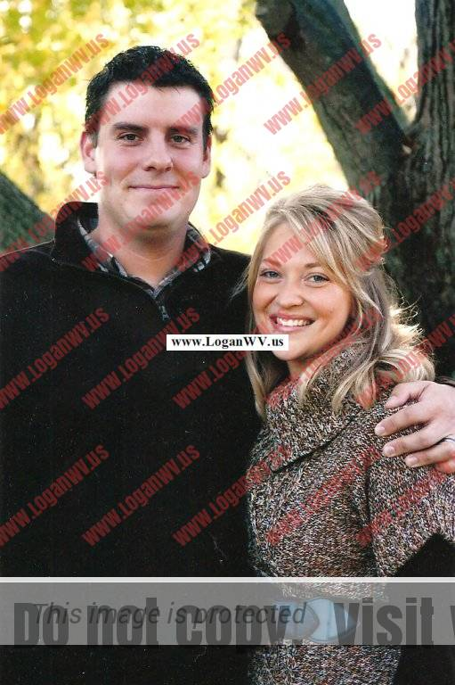 Amber and Andy Blastick of Valpraiso, IN.  Taken from their 2011 Christmas card.