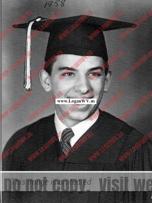 Bob McCormack - 1958 LHS graduation