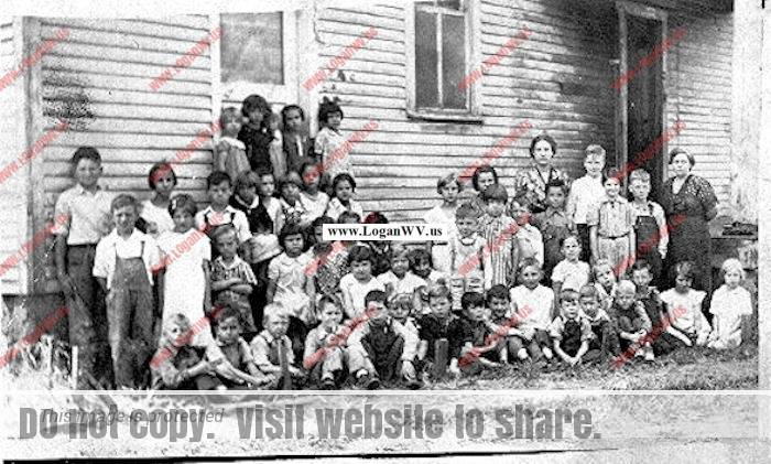 Cherry Tree School abt 1938