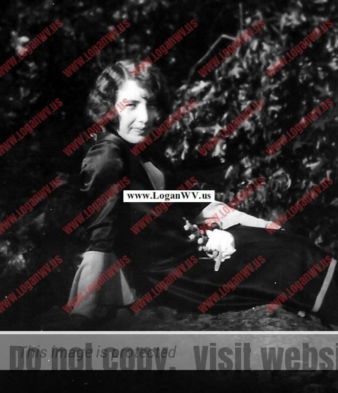 Elizabeth Marie Taylor taken at Monitor, WV.