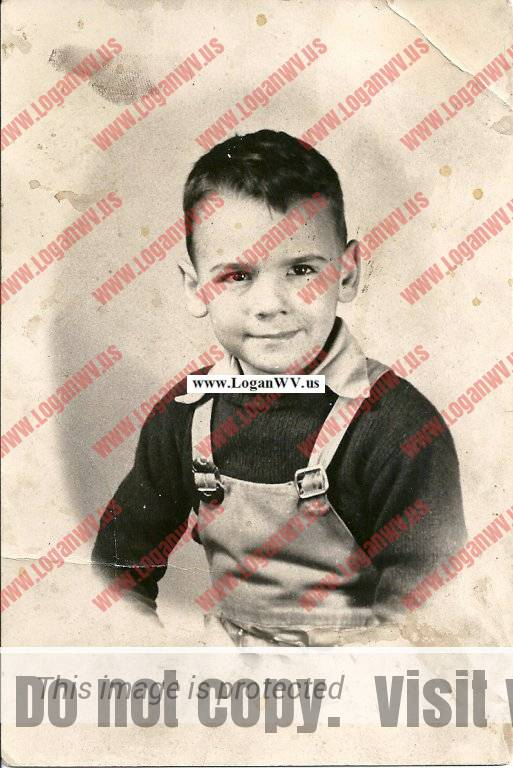 Herb (Porky) Blankenship - 6 years old