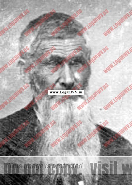 Isaac Burk is the father of Pleasant Burk.