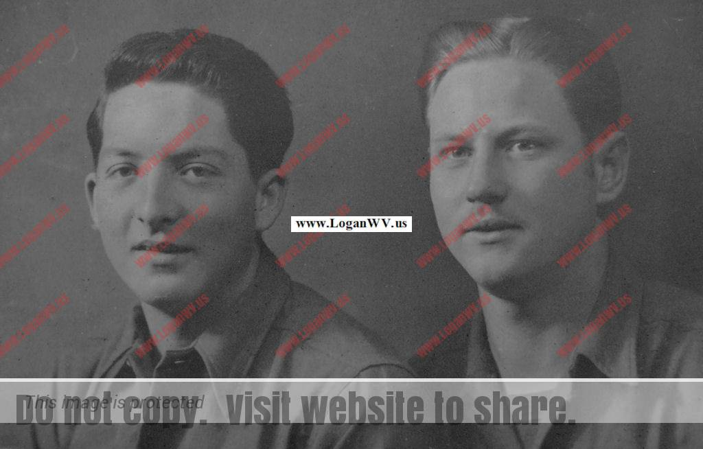 Jerome Dingess and unidentified