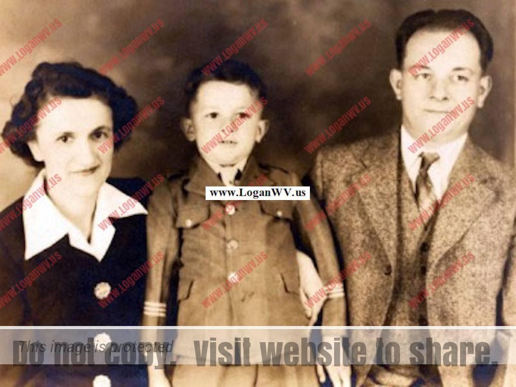 Joe Piros, Helen Piros, Joe Piros Jr