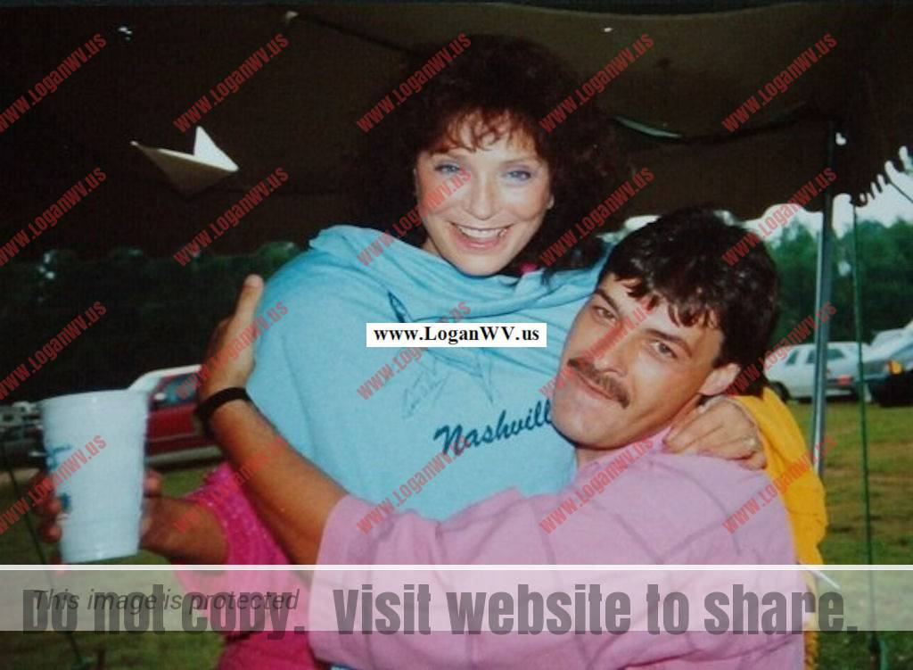 John Nelson and Loretta Lynn