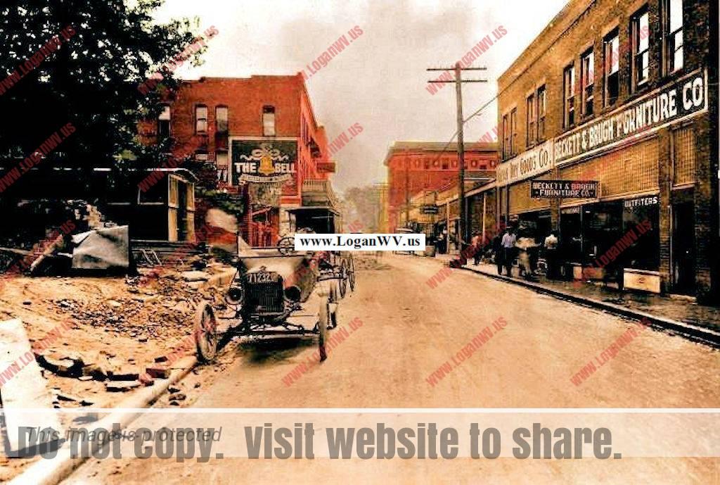 1910 Logan, WV