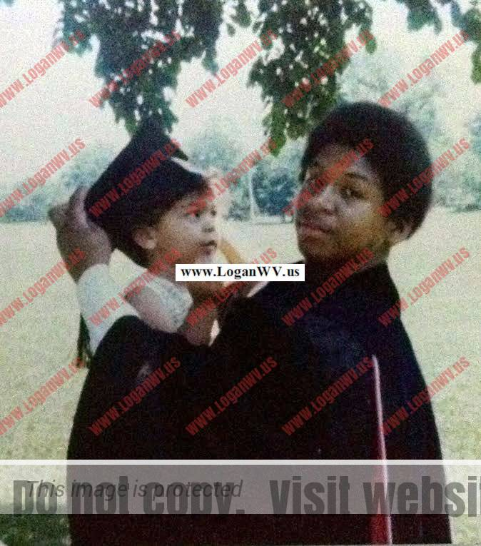 Black, Lowell Dwight  Graduation from Ohio State 1976