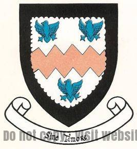 McCormack Coat of Arms