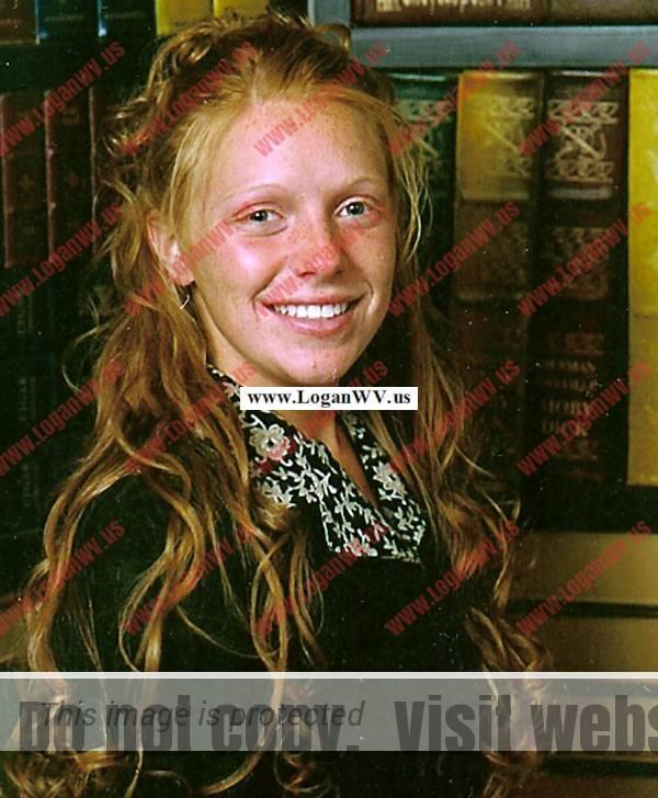 Rachel Rene Shambo of Valpraiso, IN. 2002 Senior high school picture.