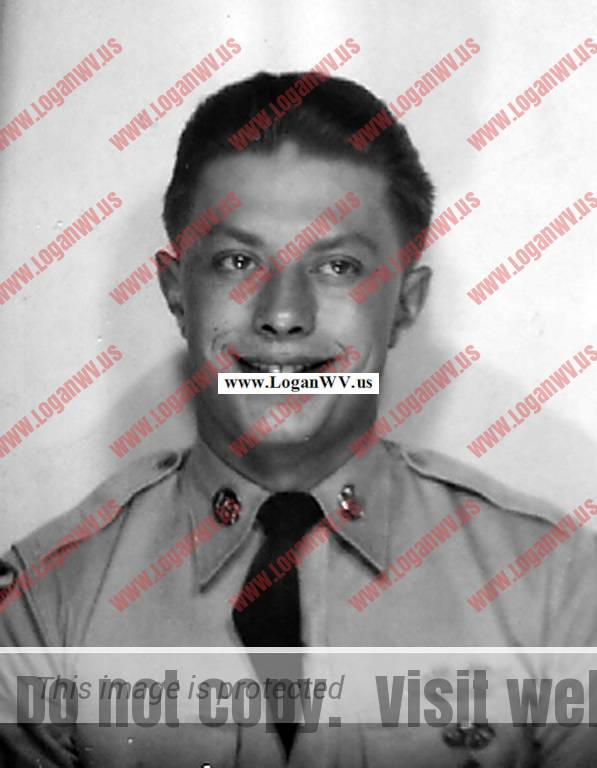 Ronald Charles McCormick. US Army taken in 1952.