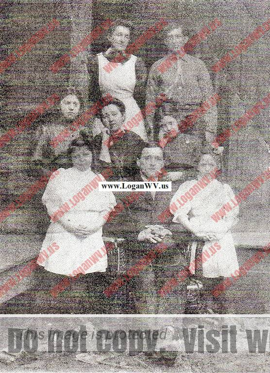 Wilbur Turnell and family.