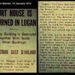 1912 Logan CH Destroyed