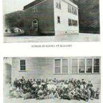 Mallory School photo from the 1922 MHS Yearbook