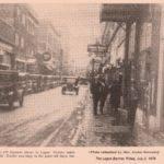 Stratton Street around 1927