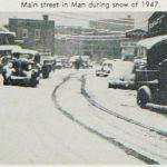 1947 Main Street, Man, WV.