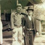 Billy Frye and his Grandfather F