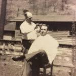 Hubert Berry and Beecher Thompson, Monaville, WV