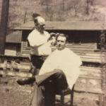Hubert Berry and Beecher Thompson, Monaville, WV