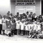 Monaville Union Church, Monaville, WV