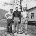 John Kovach, Nelson Hockett, and Jim Brooks, Monaville, WV