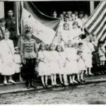 Monaville, WV YMCA Flag Day, 1922