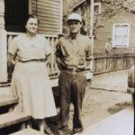Mr. and Mrs. Arnold Frye Monaville, WV