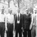 Preachers of Monaville and Logan County, WV