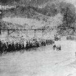 Baptism at Accoville on March 30, 1919