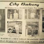 City Bakery History courtesy of Mayor,Serafino Nolletti