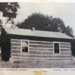Original Claypool Methodist Church