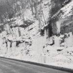 Huff Junction Cliffs Dec. 12, 1962