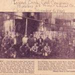 1969 closing of the Island Creek Coal Co. Number 28 Mine at Verdunville
