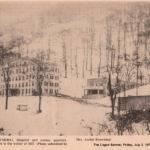 1927 Logan General Hospital and Nurses Quarters