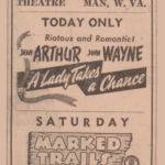 Man Theatre Ad, Nov. 24, 1944