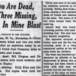 Nov 4, 1931 The Cincinnati Enquirer, Nov. 4, 1931