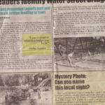 Old Logan Banner clipping